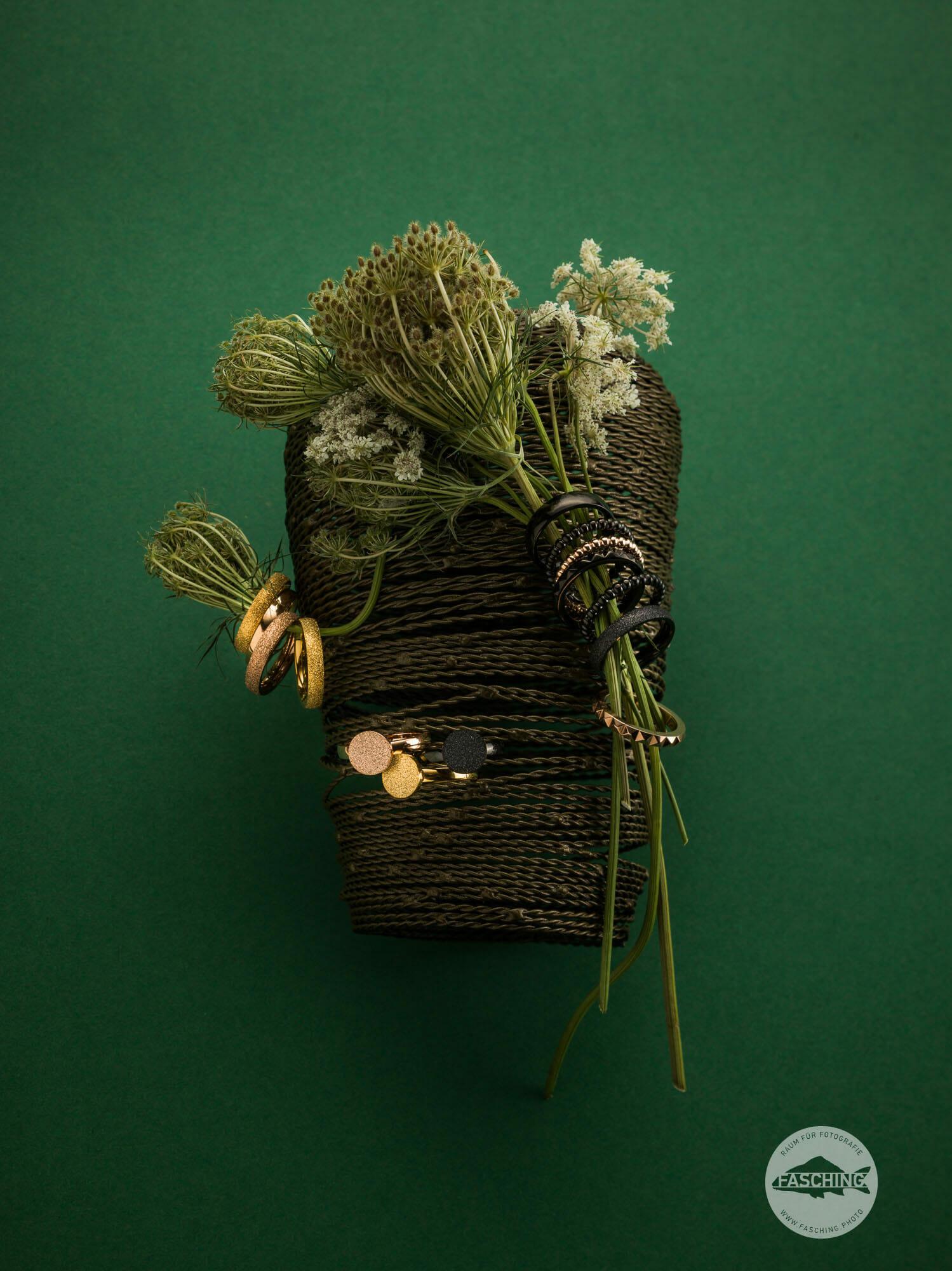 Stillife-Schmuck-Fotografie von Studio Fasching, Austria photography