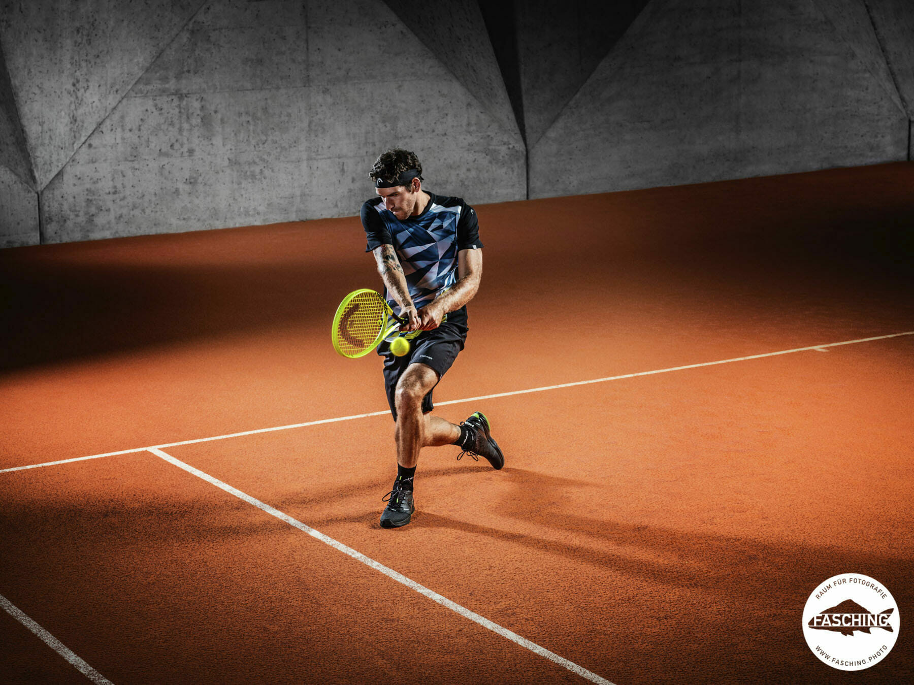 inszenierte Sportfotografie von Luca Fasching