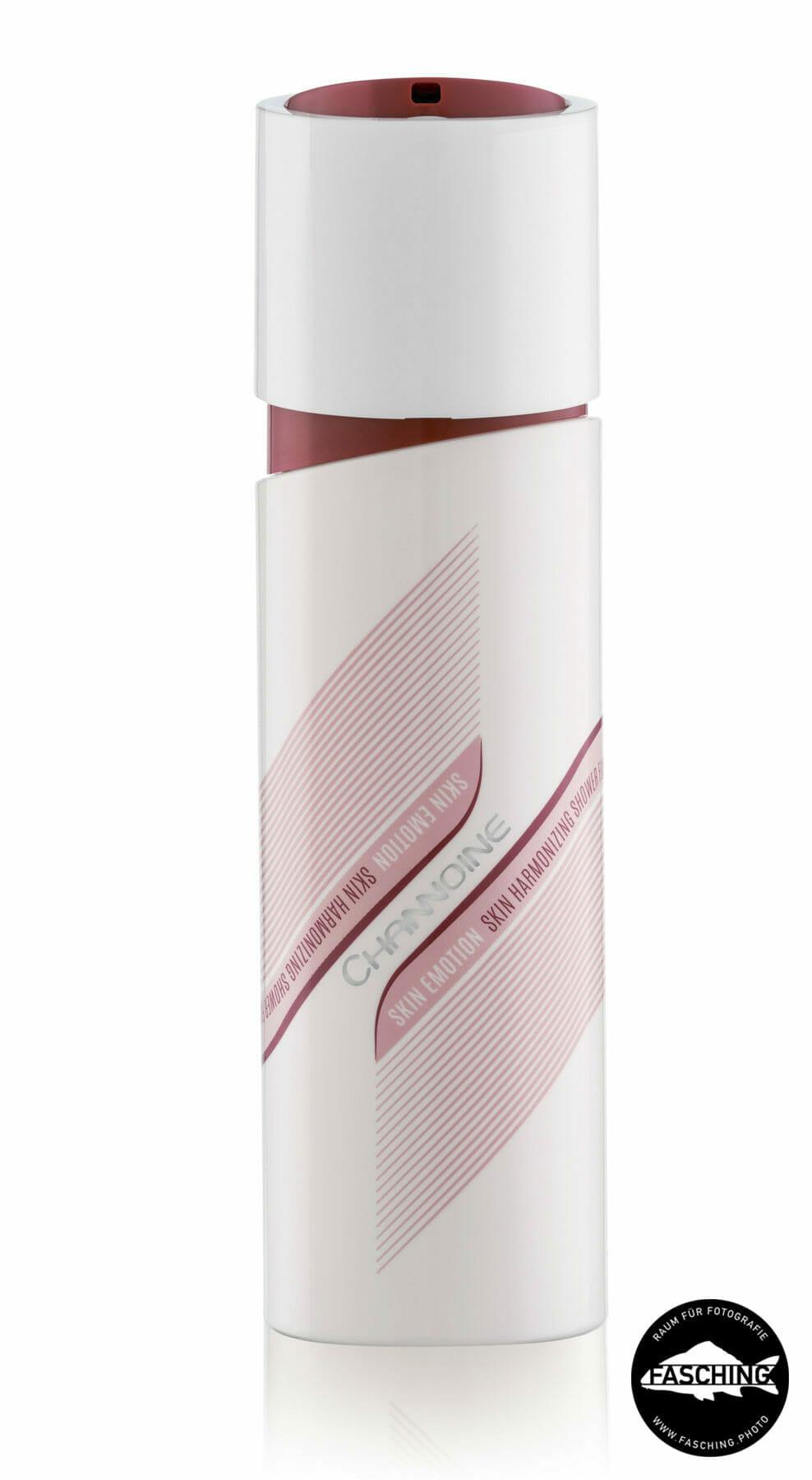 Produktaufnahmen der Channoine Kosmetikprodukte von Reinhard Fasching
